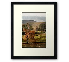 Drakensberg, South Africa Framed Print