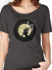 Howl's Moving Nightmare Women's Relaxed Fit T-Shirt