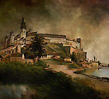Wawel Castle, 1845 y by andy551