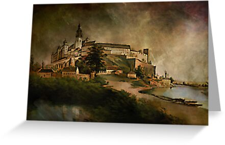 Wawel Castle, 1845 y by andy551