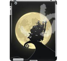 Howl's Moving Nightmare iPad Case/Skin