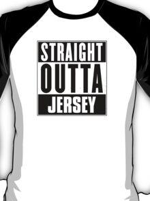 Straight outta Jersey! T-Shirt