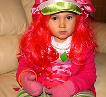 WOULD THE REAL STRAWBERRY SHORTCAKE PLEASE STAND UP !  by Marie  Morrison