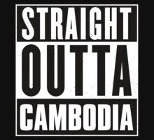 Straight outta Cambodia! by tsekbek