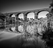 Malmsbury Bridge 2 by Christine  Wilson Photography
