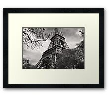 The Famous Tower Framed Print