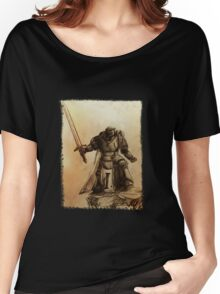 Angel of Darkness - Original Women's Relaxed Fit T-Shirt