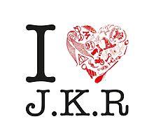 I <3 JKR by EF Fandom Design