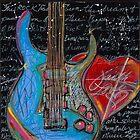 Solid Rock Heart by jrheartworks