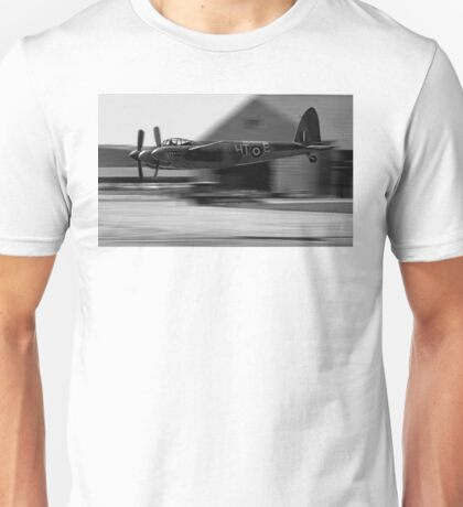Mosquito beat-up at Greenham Common Unisex T-Shirt