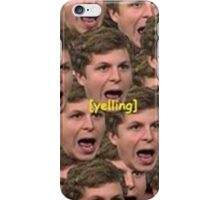 """Yelling!"" iPhone Case/Skin"