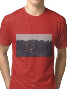 Dusk Flight Tri-blend T-Shirt