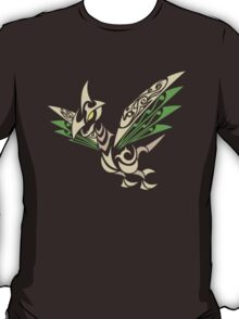 Tribal Pokemon Skarmory Shiny T-Shirt