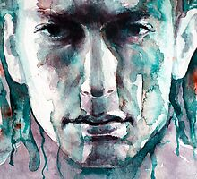 Eminem, watercolor by lauiduc