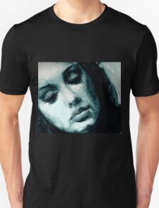 Adele in watercolor Unisex T-Shirt