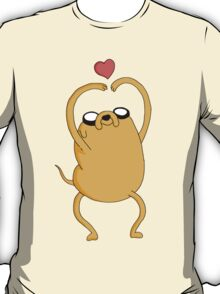 Adventure Time - Love Jake T-Shirt