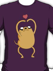 Adventure Time - Love Jake T-Shirt