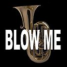Blow me by scarlet monahan