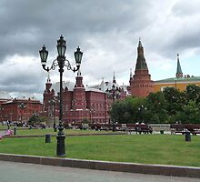 From Russia ............ on an overcast day! by Braedene