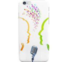 Singing iPhone Case/Skin