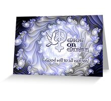 Good Will to All Women Card Greeting Card