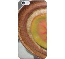 Seed Pod V iPhone Case/Skin