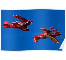 Bi bi-planes Poster