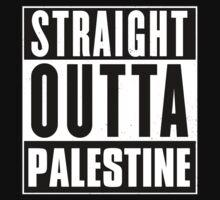Straight outta Palestine! by tsekbek