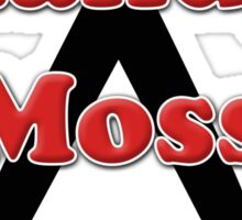 Randy Moss Cut - When you've been cut.. You don't write checks.. They bounce! Sticker