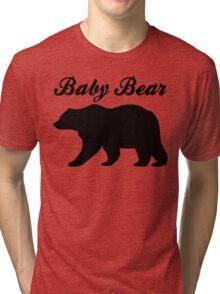 Baby Bear Tri-blend T-Shirt