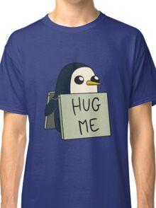 Adventure Time - Hug Me Penguin Classic T-Shirt