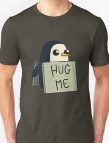 Adventure Time - Hug Me Penguin Unisex T-Shirt