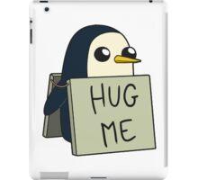 Adventure Time - Hug Me Penguin iPad Case/Skin