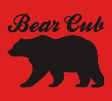 Bear Cub One Piece - Long Sleeve