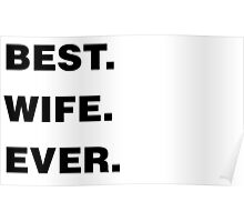 Best Wife Ever Poster