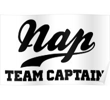 Nap Team Captain Poster