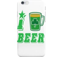 love beer iPhone Case/Skin