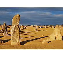 The Pinnacles- Western Australia Photographic Print