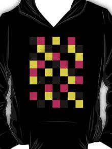 Blocks - Pink T-Shirt