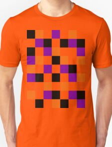 Blocks - Purple T-Shirt