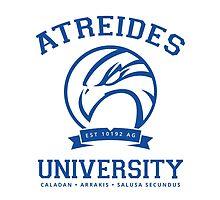Atreides University [Blue] by slr81