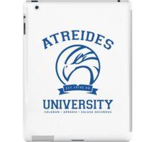 Atreides University [Blue] iPad Case/Skin