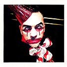 Portrait of a Clown II by RobertCharles