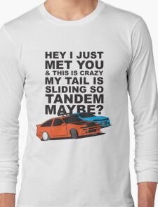 Tandem Maybe Long Sleeve T-Shirt