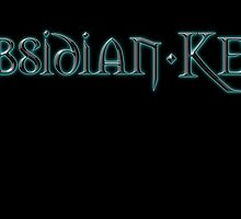 Obsidian Key - The Dark Side - Official Band Logo by obsidiankey