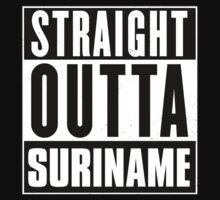 Straight outta Suriname! by tsekbek