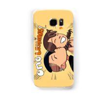 OMG Lesbians! English Cover Samsung Galaxy Case/Skin