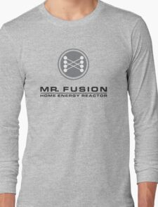 MR FUSION | Back to the Future Long Sleeve T-Shirt