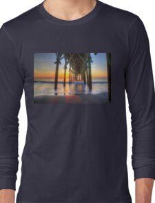 Under pier 14 Long Sleeve T-Shirt
