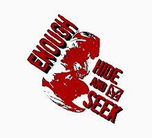 BS - No More Games #Black_Fury Unisex T-Shirt